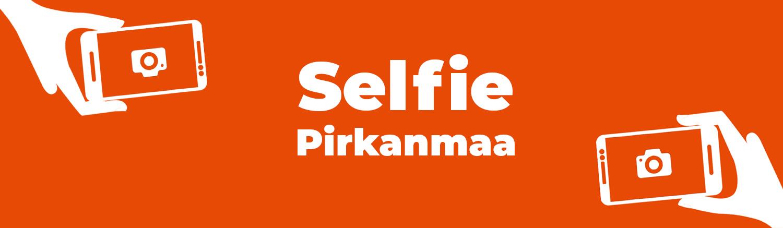Selfie Pirkanmaa Logo